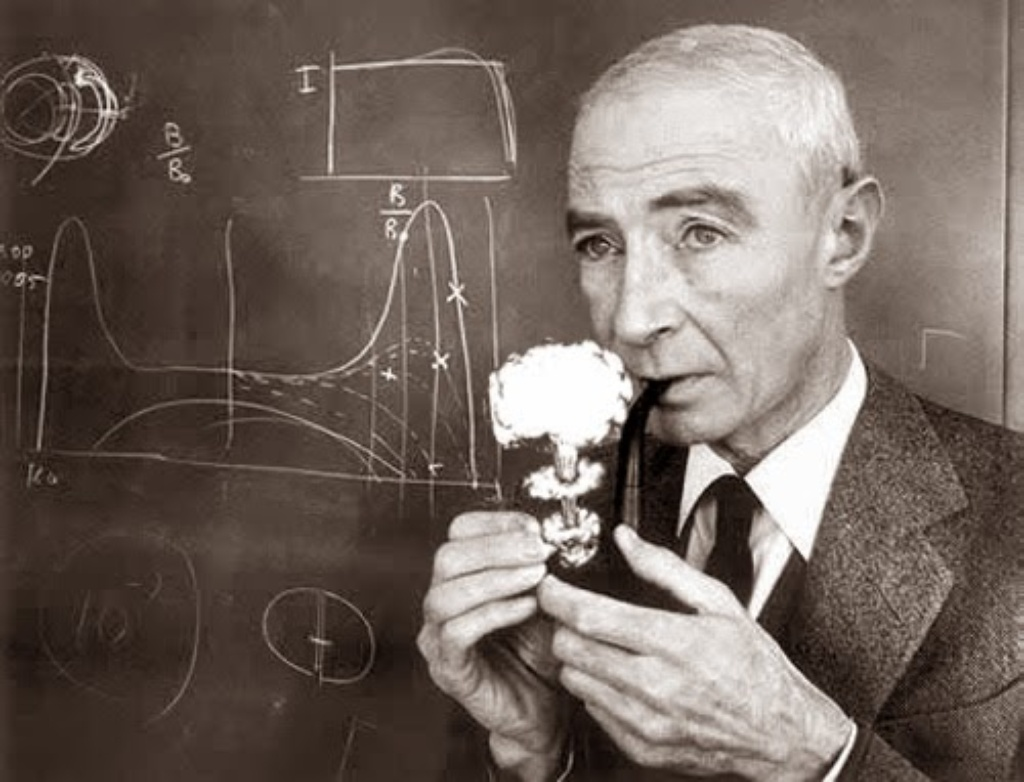 a biography of robert oppenheimer Although j robert oppenheimer was known as the 'father of the atomic bomb', he became a pacifist in later life find out more about this renowned.